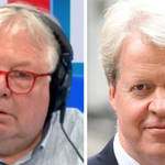 """Early Spencer told LBC the Metropolitan Police were """"bizarrely reluctant"""" to investigate the BBC over Martin Bashir"""
