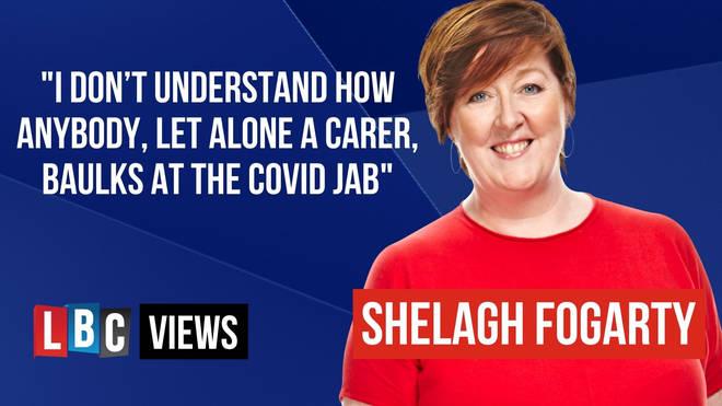 Shelagh Fogarty writes for LBC