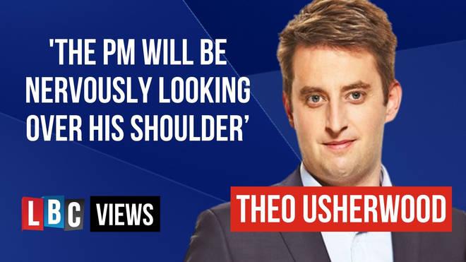 Political Editor Theo Usherwood's LBC View