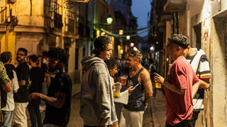 Lisbon has seen a surge in cases, with experts believing the Delta variant is being transmitted there