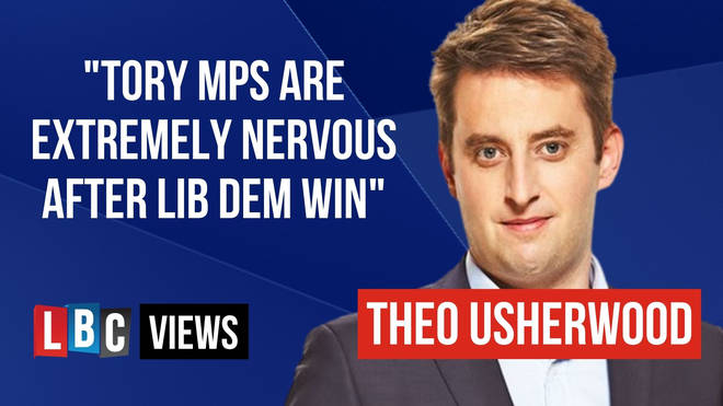 Tory MPs are extremely nervous after Lib Dem win
