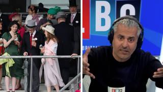Covid exemptions for VIPs leaves UK on verge of 'class apartheid,' Maajid Nawaz fears