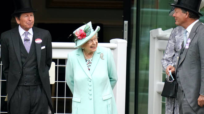 The Queen attends Royal Ascot on Saturday