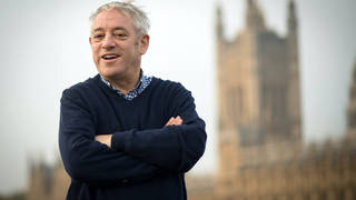 John Bercow has joined the Labour Party