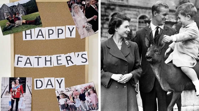 The Royal Family have marked their first Father's Day without Prince Philip