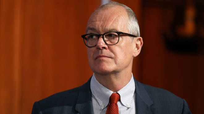 Sir Patrick Vallance is the Government's chief scientific adviser