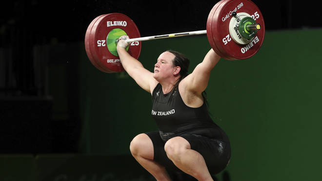Laurel Hubbard was selected by the New Zealand Olympics Committee.