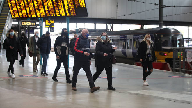Some rail commuters could save money with the new flexible season tickets