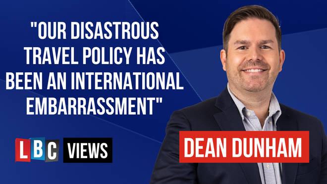 Dean Dunham gives his LBC View