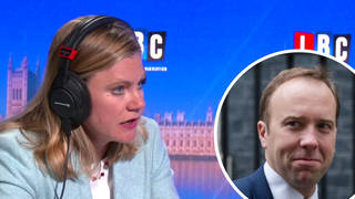 Iain Dale asked the question during the regular Cross Question debate show