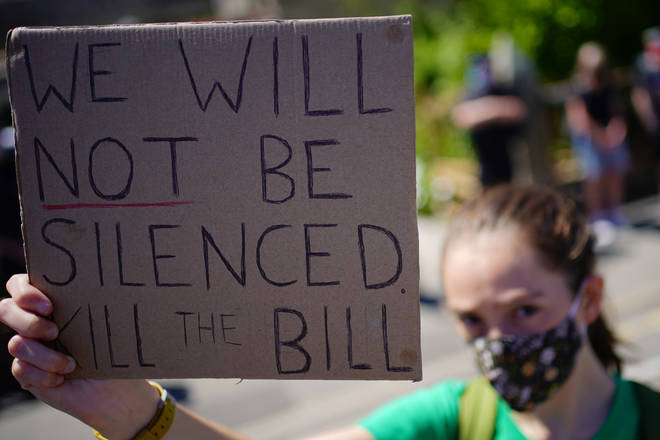 The bill has been opposed in demonstrations