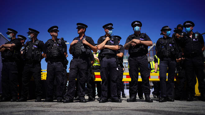 The Home Office denied the bill would give disproportionate powers to police at demonstrations