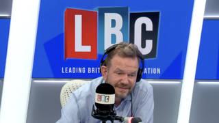 'I am the epitome of white privilege', caller tells LBC