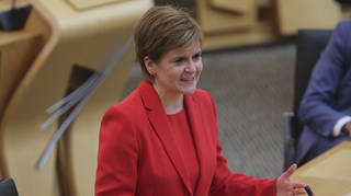 Nicola Sturgeon confirmed that the easing of restrictions would be delayed until 19 July.