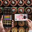 The new Snapchat augmented reality lens brings the Alan Turing £50 note to life