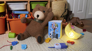 The Twisted Toys range of mock toys that mimic the behaviours many children encounter online and bring them into the physical world