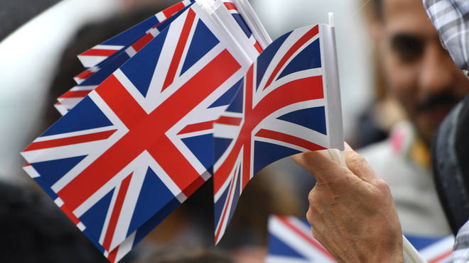 The One Britain One Nation day has been criticised
