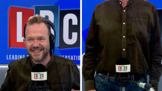 James O'Brien reacts to 'One Britain One Nation' song on Brexit's fifth anniversary