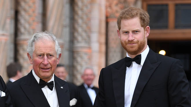 Prince Charles paid a 'substantial sum' to Harry after he and Meghan stepped back as working royals