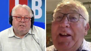Sir John Timpson told Nick Ferrari we don't know what the new normal will be