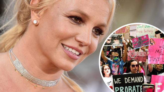 Britney Spears' conservatorship statement in full