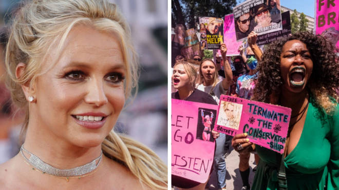 Britney Spears is challenging her conservatorship in a US court