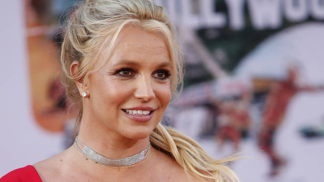 Britney has been in the conservatorship since 2008