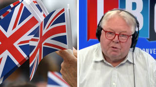 Founder of One Britain One Nation tells LBC why he's so patriotic
