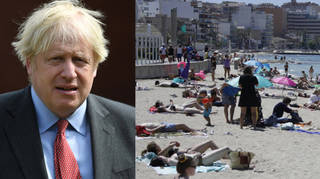 The PM said there was a 'real opportunity' for foreign travel