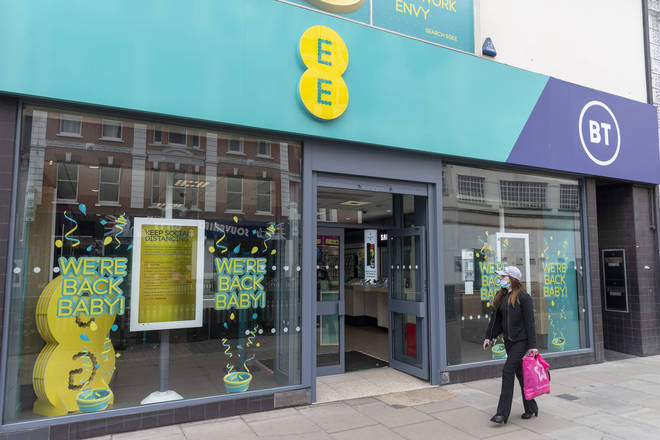 EE has announced customers will be forced to pay £2 a day to use their phones as normal in Europe.