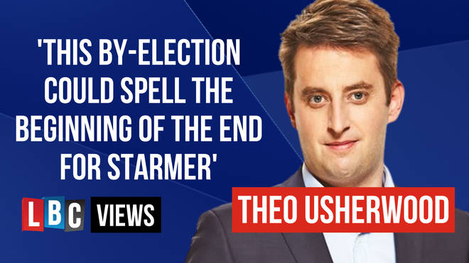Theo Usherwood gives his LBC View