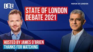 State of London Debate 2021: Watch Again