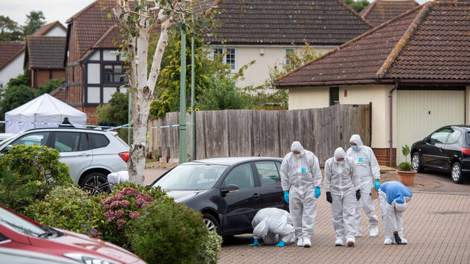 The 15-year-old was shot in the face as he walked to school in Kesgrave, near Ipswich, on 7 September last year