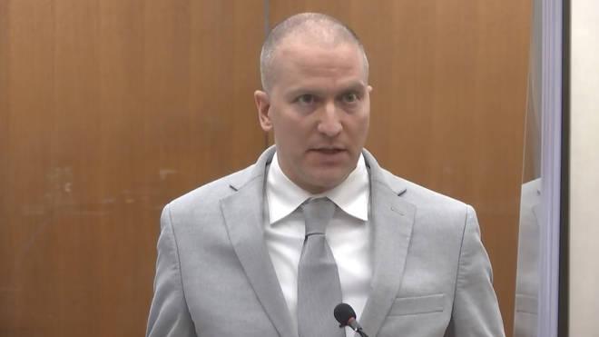 Derek Chauvin received a 22-and-a-half year prison sentence