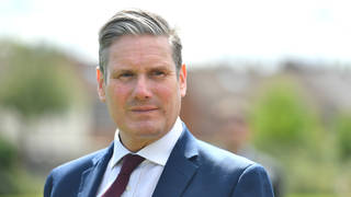 """Keir Starmer has said Matt Hancock's resignation is """"far from the end of the matter"""""""