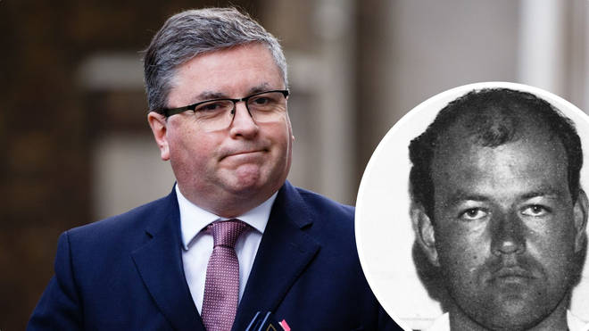 Robert Buckland has asked the Parole Board to reconsider their decision to release Colin Pitchfork from prison