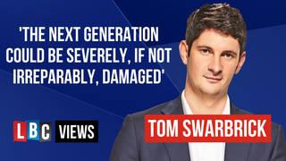 Tom Swarbrick gives his LBC View. Picture: LBC