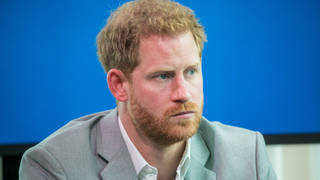 Prince Harry is in the UK ahead of the unveiling of Diana's statue later this week