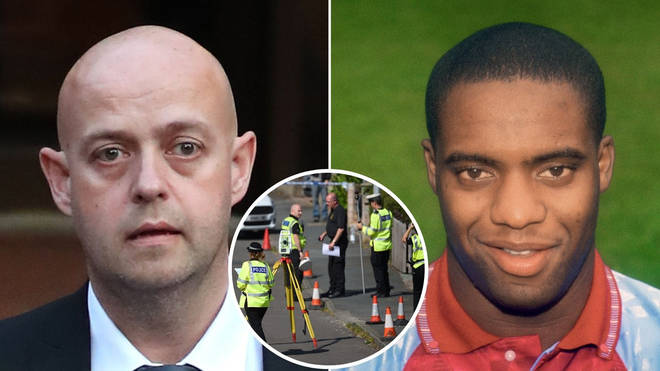 PC Benjamin Monk has been sentenced for the manslaughter of Dalian Atkinson