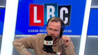 James O'Brien reacts to harassment of Chris Whitty, as police investigate