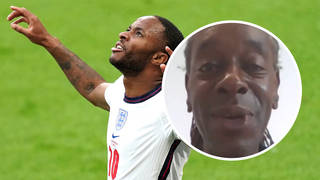 England v Germany: Raheem Sterling's ex-coach 'knew he'd play for England'