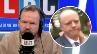 Caller says Chris Whitty harassment is 'what being a woman is like!'