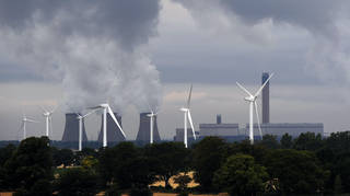 The UK has been reducing its use of coal power in favour of renewables