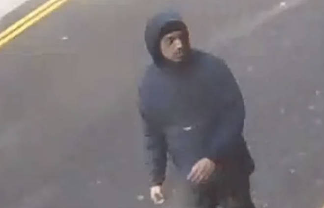 Police issued CCTV of a man they want to speak to