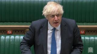 Boris Johnson will face Keir Starmer at PMQs