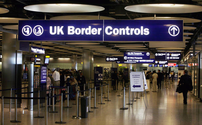 The UK border will have new rules