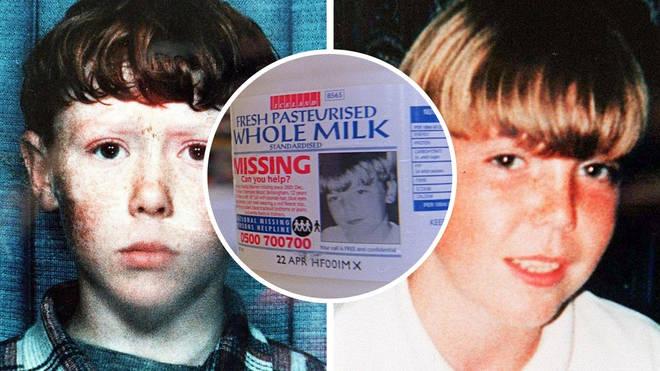 'Milk Carton Kids' Patrick Warren and David Spencer went missing in Solihull in 1996
