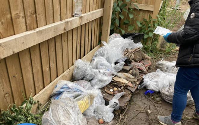 Volunteers have begun their own digging efforts