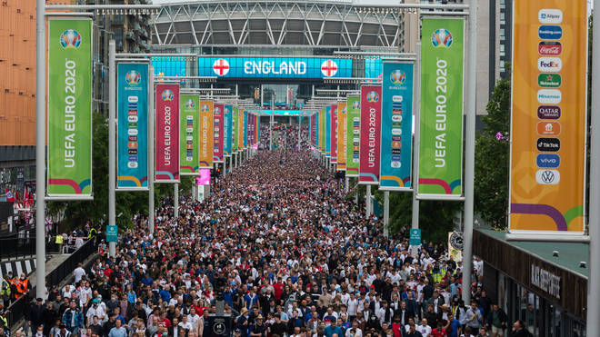 WHO senior emergency officer Catherine Smallwood has blamed Euro 2020 crowds for much of the recent transmission