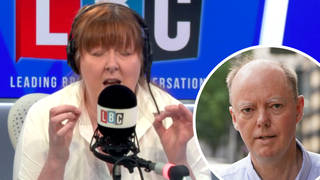 Shelagh Fogarty's epic rant on 'entitled Chris Whitty harassers' who 'wanted a selfie'